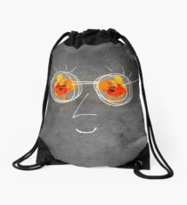 Mr. Sunshine Drawstring Bag