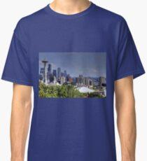 Seattle Skyline Classic T-Shirt