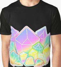 Rainbow Quartz Graphic T-Shirt
