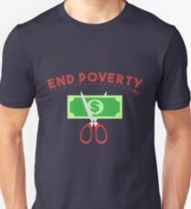 End Poverty T-Shirt