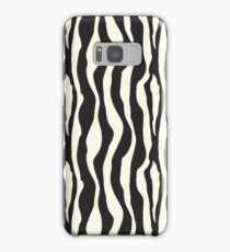 Look like a zebra Samsung Galaxy Case/Skin