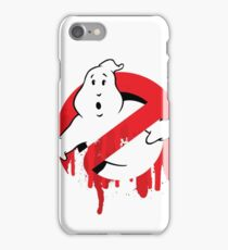 Ghostbusters drip iPhone Case/Skin
