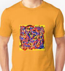 Color and color 11 Unisex T-Shirt