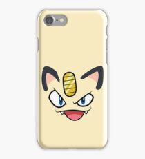 Meowthhhh iPhone Case/Skin