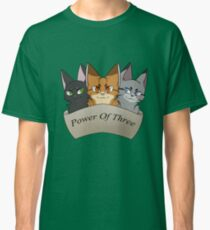 Power of Three Classic T-Shirt