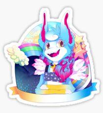 Themes of Nini Sticker