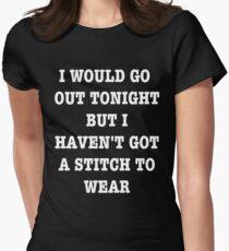 Camiseta entallada para mujer Este hombre encantador - The Smiths