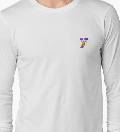 YMCA Mountains Long Sleeve T-Shirt