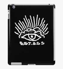 3 symbolic iPad Case/Skin