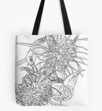 Australian Birds - Honeyeaters Tote Bag