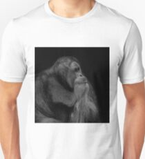 Orangutan Male Looking Up T-Shirt