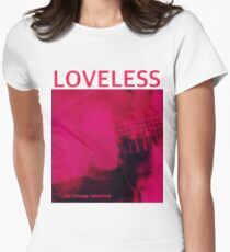 My Bloody Valentine Loveless Women's Fitted T-Shirt
