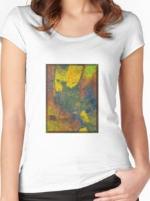 """""""Celebration"""" © 2008 Brad Michael Moore Women's Fitted Scoop T-Shirt"""