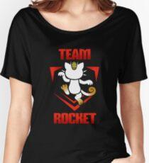 Pokemon Go - Team Rocket! Women's Relaxed Fit T-Shirt