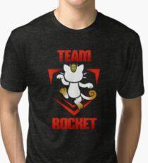 Pokemon Go - Team Rocket! Tri-blend T-Shirt