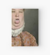 Honey booboo Hardcover Journal