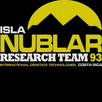 ISLA NUBLAR RESEARCH FACILITY by rambotees