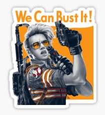 We Can Bust It Sticker