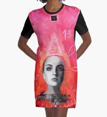 dare me, my dear II Graphic T-Shirt Dress
