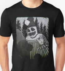 John Wayne Gacy - Pogo The Clown Unisex T-Shirt