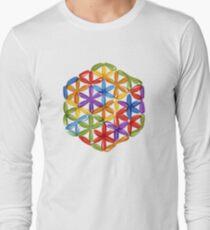 Flower of Life, sketch Long Sleeve T-Shirt