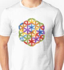 Flower of Life, sketch Unisex T-Shirt