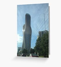 Absolute Towers Greeting Card
