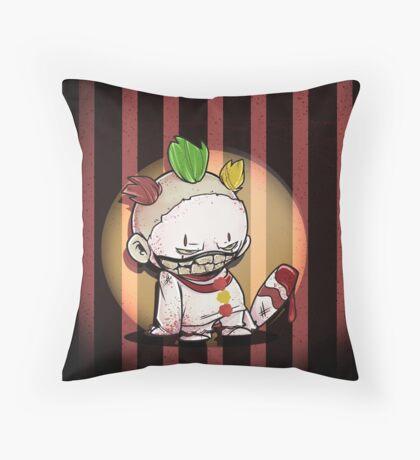 FREAKSHOW Throw Pillow