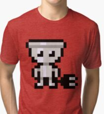 Pixel Chibi-Robo Tri-blend T-Shirt