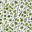 Floral seamless pattern by Kudryashka