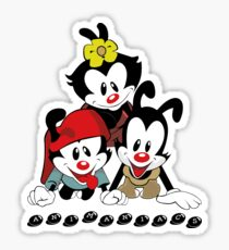Animaniacs Sticker