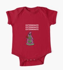 Exterminate/ day of tentacle One Piece - Short Sleeve