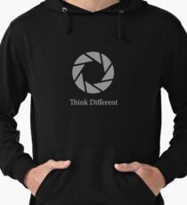 Aperture Science, Think Different Lightweight Hoodie