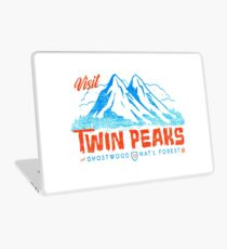 Twin Peaks- Welcome Laptop Skin