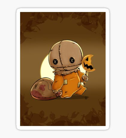 Trick 'r Treat Sticker