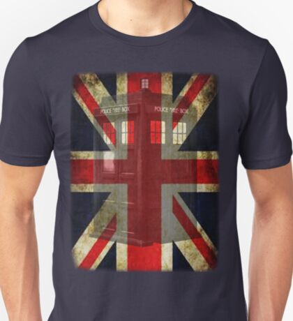 Union Tardis T-Shirt