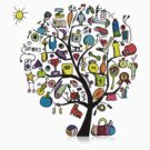 Fintess tree by Kudryashka
