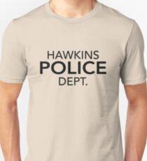 Hawkins Police Dept. Unisex T-Shirt