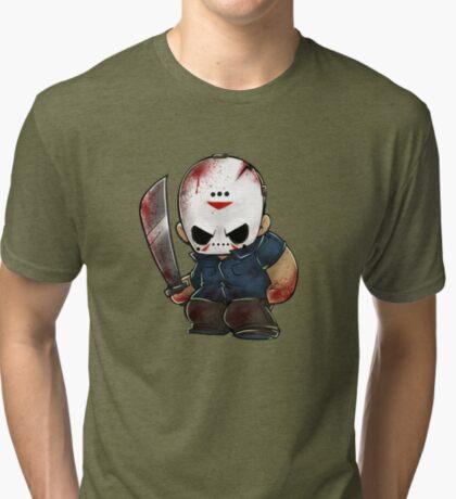 Jason Vorhees Tri-blend T-Shirt