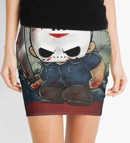 Jason Vorhees Mini Skirt