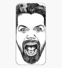 Simon Neil Illustration iPhone Case