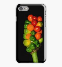 Arum-Maculatum iPhone Case/Skin
