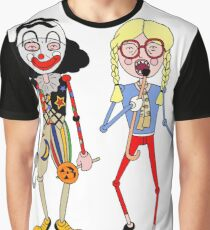 Psychoville characters inspired design Graphic T-Shirt