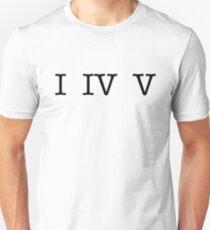 Blues Progression Slim Fit T-Shirt