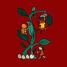 Funny  Beanstalk 2 by LucyNuzit