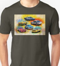 Group C Holden Toranas T-Shirt