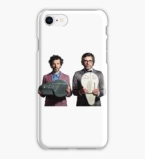 Flight of the Conchords - Jemaine and Bret iPhone Case/Skin