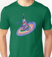 Oh, the Places You'll GO! Unisex T-Shirt