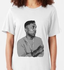 Kung Fu Kenny shirt femme homme toutes tailles Kendrick Lamar Art T-shirt