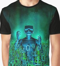 Virtual Dawn Graphic T-Shirt